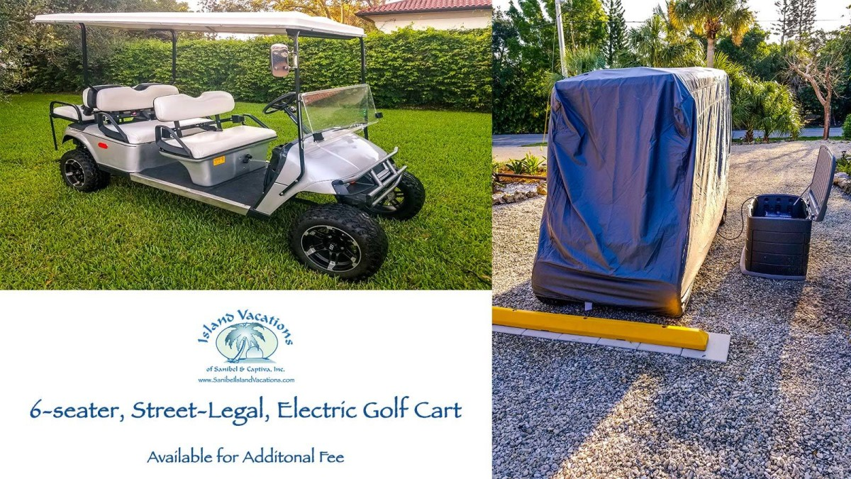 Optional Golf Cart